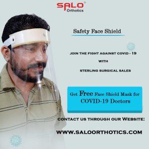 Safety Face Shield